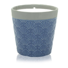 Load image into Gallery viewer, Home is Home Candle Pots - Blue Day