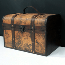 Load image into Gallery viewer, Old Map Chest - Set of 3