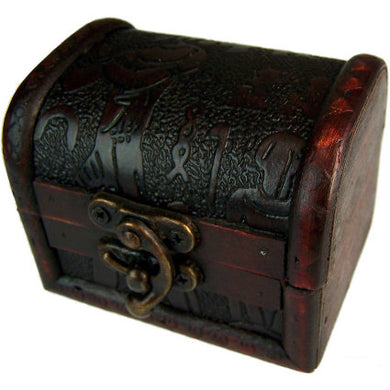 Med Colonial Box - Egypt Embossed - Muneragifts.co.uk