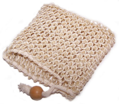 Sisal Soap Bag - Muneragifts.co.uk