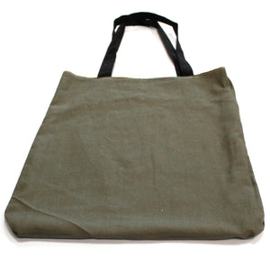 Lrg 2x4oz Reversable Cotton Bag 38x42cm - (2 designs)