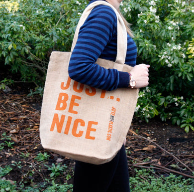 Eco Jute Just Be Nice