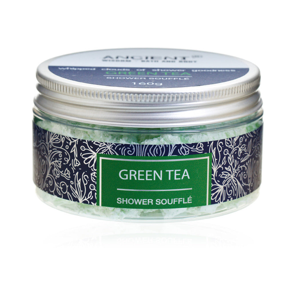 Shower Souffle 160g - Green Tea