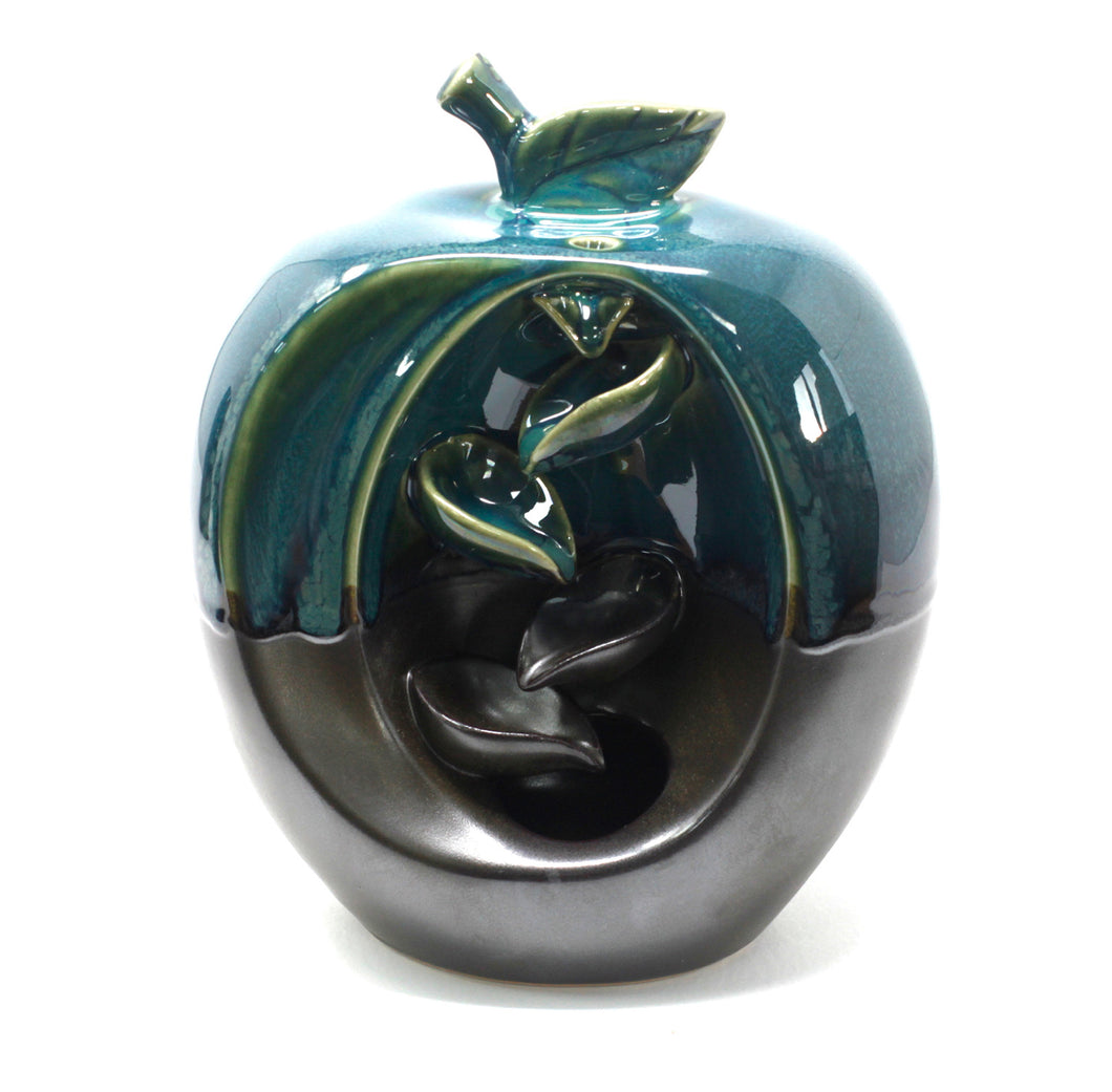 Reverse Flow Incense Burner - Apple Burner