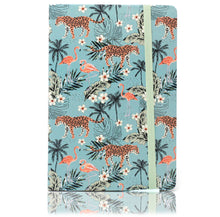 Load image into Gallery viewer, Cool A5 Notebook - Assorted Designs - Vintage Tropical