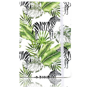 Cool A5 Notebook - Assorted Designs - Vintage Tropical