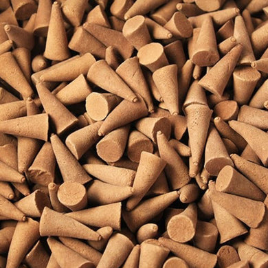 Bulk Incense Cones - Orange & Cinnamon
