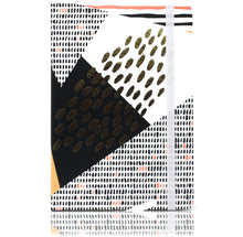 Load image into Gallery viewer, Cool A5 Notebook - Assorted Designs - Golden Abstract