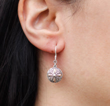 Load image into Gallery viewer, Silver & Gold Earring - Classic Round