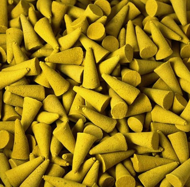 Bulk Incense Cones - Lemon