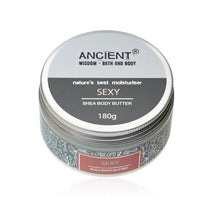 Load image into Gallery viewer, Shea Body Butter 180g - Sexy