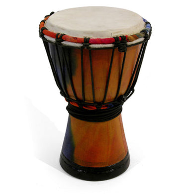 Small Rainbow Djembe