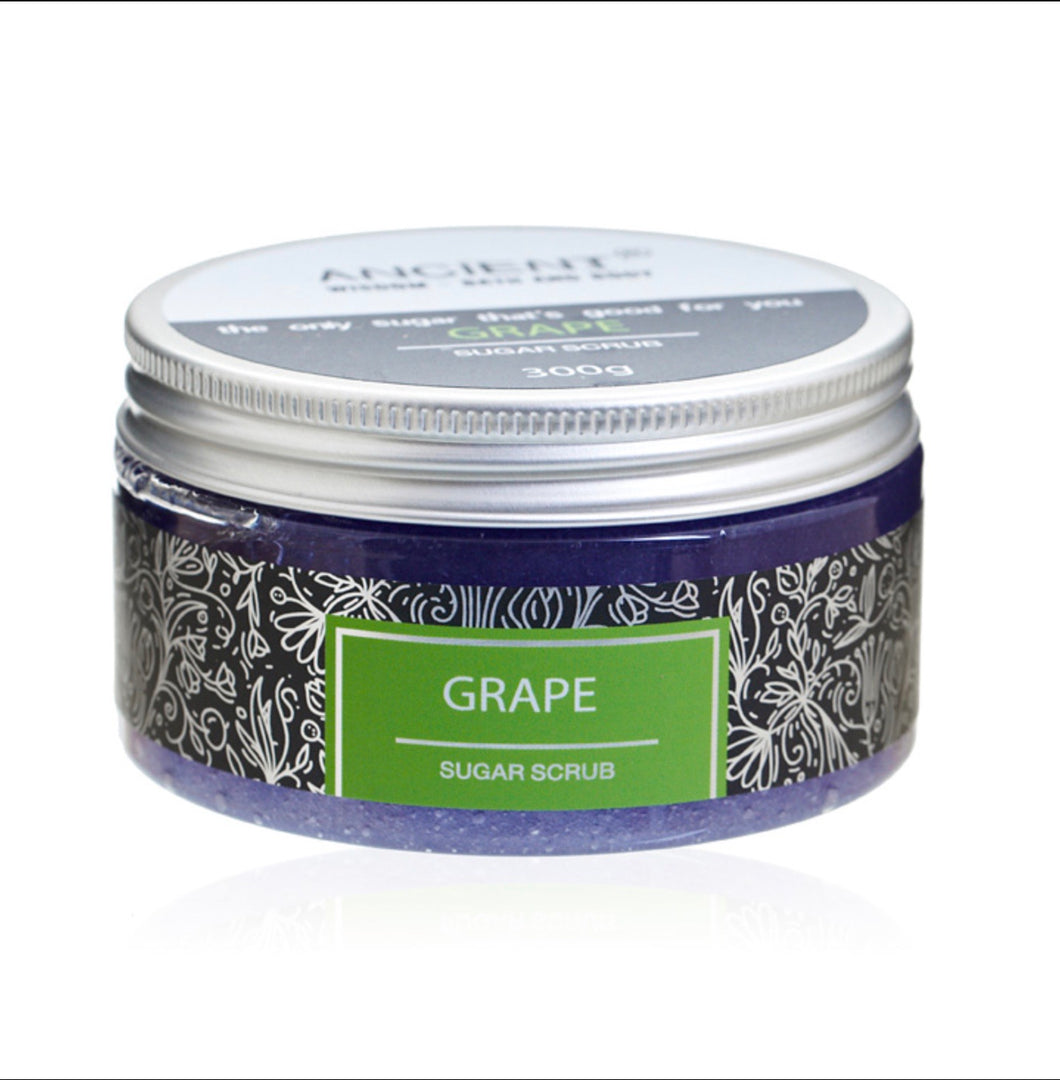 Sugar Scrub 300g - Grape
