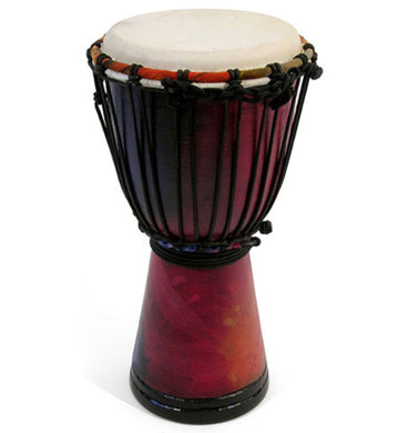 Medium Rainbow Djembe