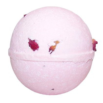 Rose & Petals Bath Bomb - Muneragifts.co.uk