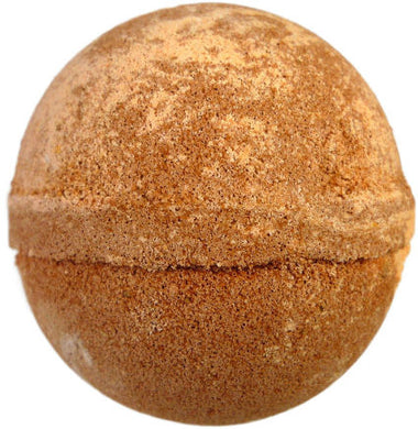 Chocolate & Orange Bath Bomb - Muneragifts.co.uk