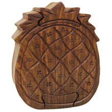 Load image into Gallery viewer, Pineapple Puzzle Box - Muneragifts.co.uk