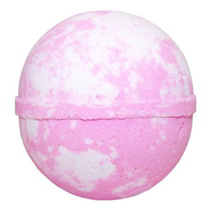 Raspberry & Blackpepper Bath Bomb - Muneragifts.co.uk