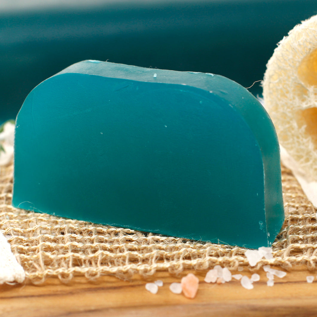 Tea Tree & Peppermint Solid Shampoo - Muneragifts.co.uk