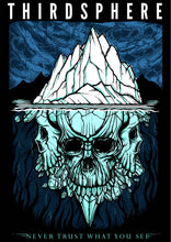 Load image into Gallery viewer, Iceberg / Girl T-shirt