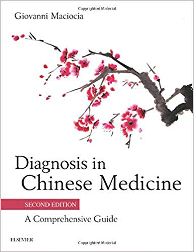 Diagnosis in Chinese Medicine 中醫診斷