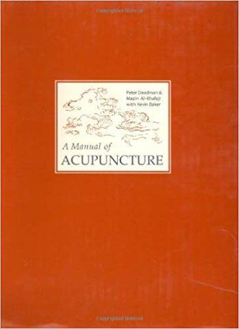 Manual of Acupuncture Deadman 針灸手冊