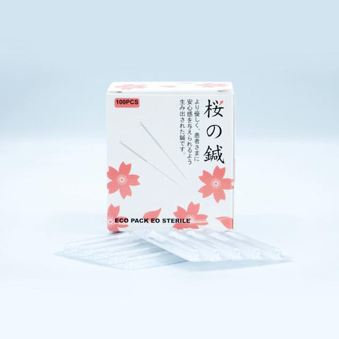 Sakura Acupuncture Needles 1615 櫻花針4005