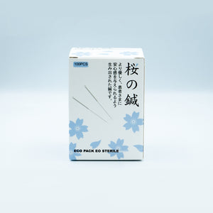 Sakura Acupuncture Needles 2025 櫻花針3610