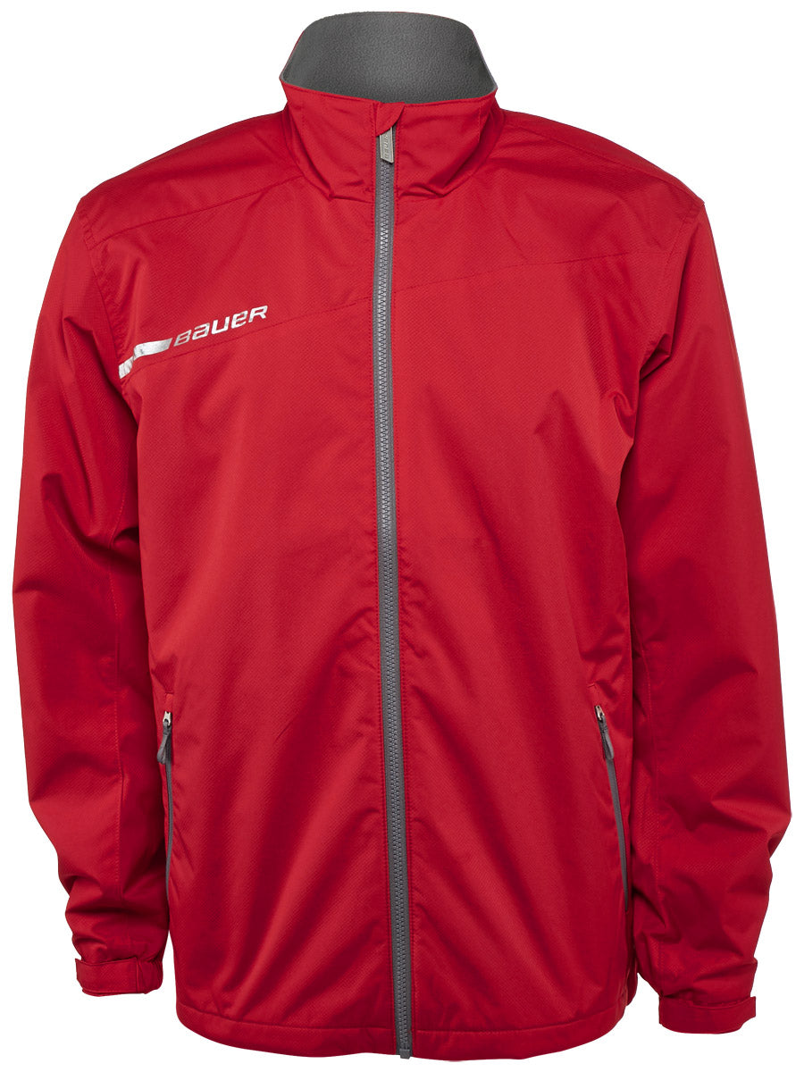 Bauer Hockey Jacket Red