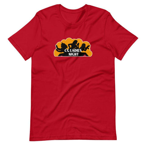 CG Ladies Men's T-Shirt