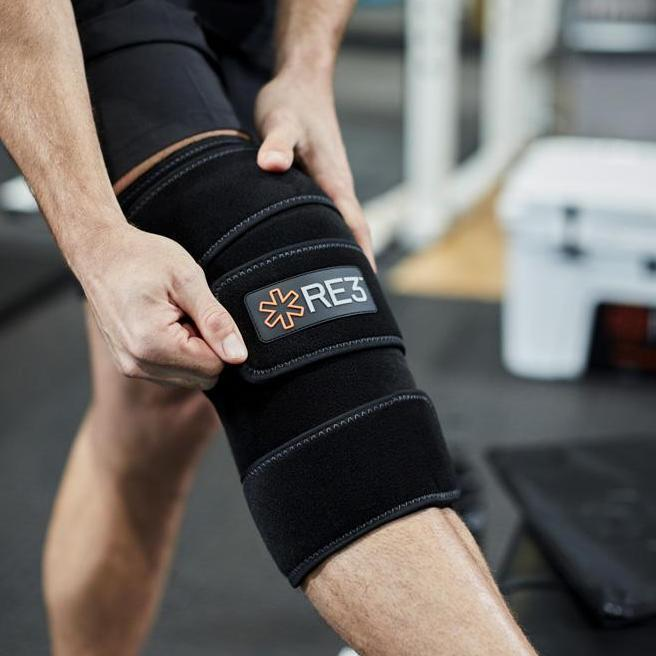 RE3 Knee / Arm / Leg: Ice Compression Pack