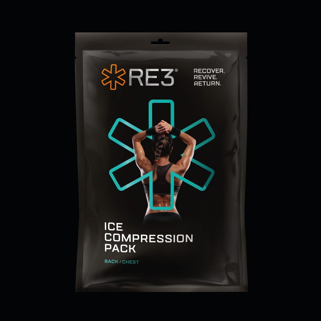 RE3 Back / Chest : Ice Compression Pack
