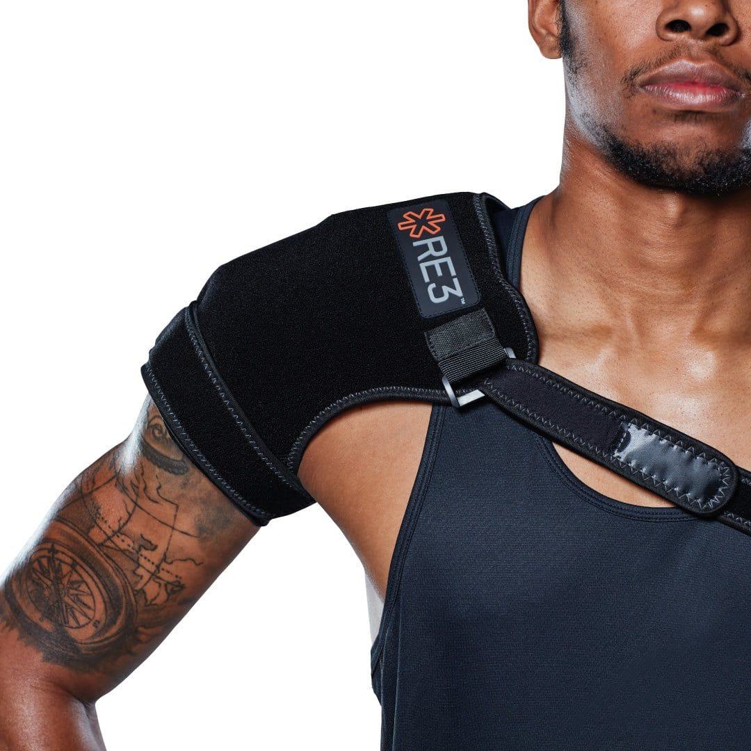RE3 Shoulder / Hip / Glute: Ice Compression Pack