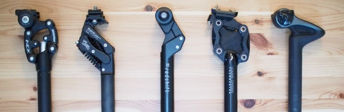 How does the ShockStop Seatpost Compare to Other Suspension Seatposts?