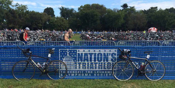 RACE REPORT: NATION'S TRIATHLON 2014