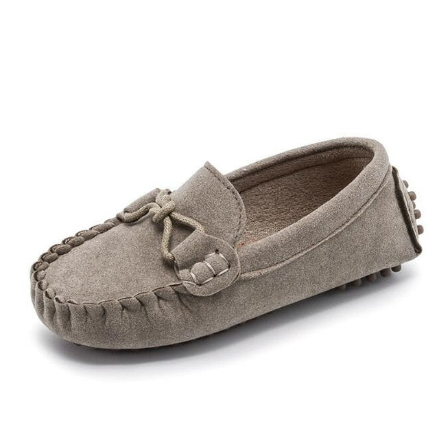 Gray Loafer - lottie-and-lane