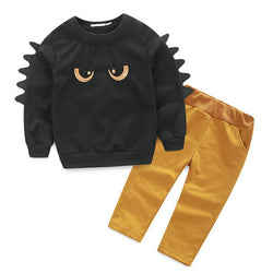 Monster Sweatshirt and Pant Set - lottie-and-lane