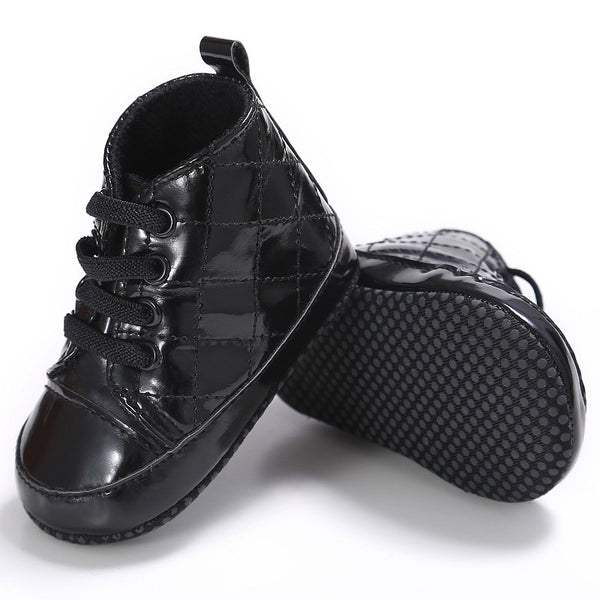 Quilted High Tops - lottie-and-lane
