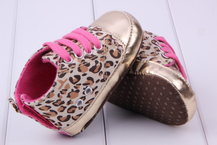 Leopard Print High Tops - lottie-and-lane