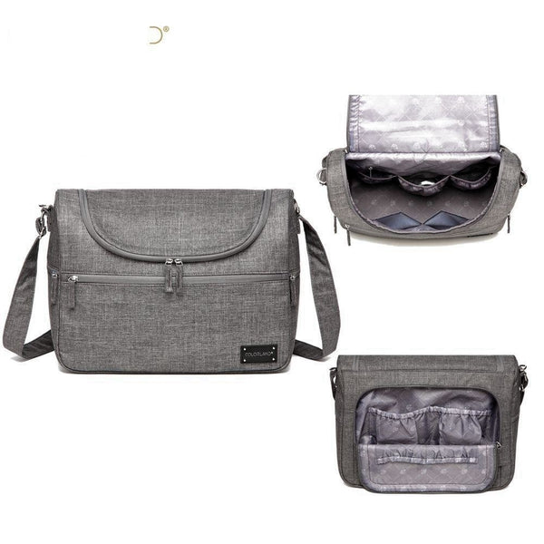 The Landon Diaper Bag - lottie-and-lane