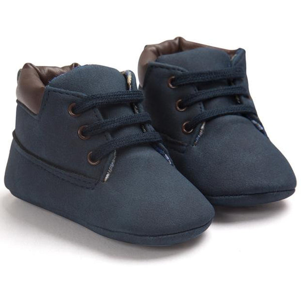 The High Top Leisure Shoe - lottie-and-lane