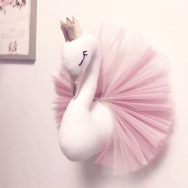 The Swan Wall Mount - lottie-and-lane