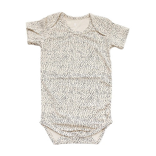 Pebble Sleeveless Romper - lottie-and-lane