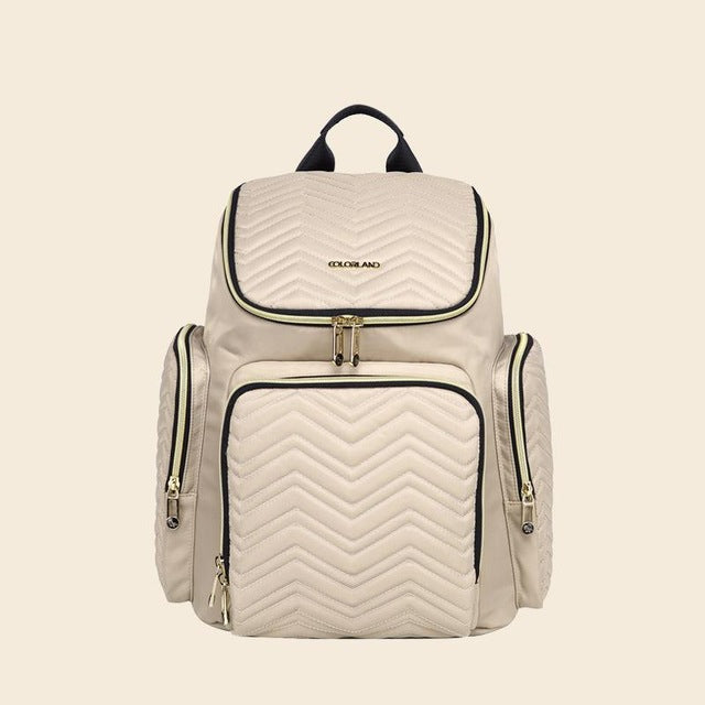 The Onyx Diaper Bag - lottie-and-lane