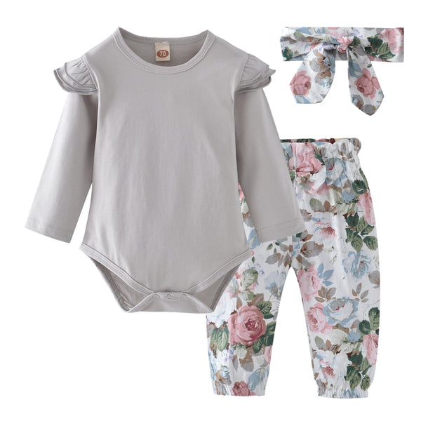 The Floral Set - lottie-and-lane