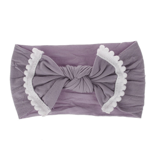 Bow Knot Headband 16 Colours - lottie-and-lane