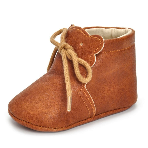 The Bear Bootie - lottie-and-lane