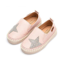 Star Rhinestone Slip-Ons - lottie-and-lane