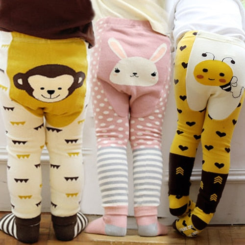 Monkey Bottom Pants and Socks - lottie-and-lane