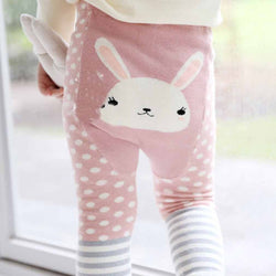 Bunny Bottom Leggings and Socks - lottie-and-lane